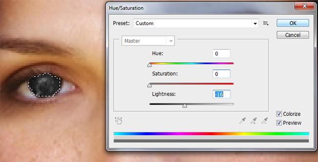 3 способа убрать красные глаза в фотошопе