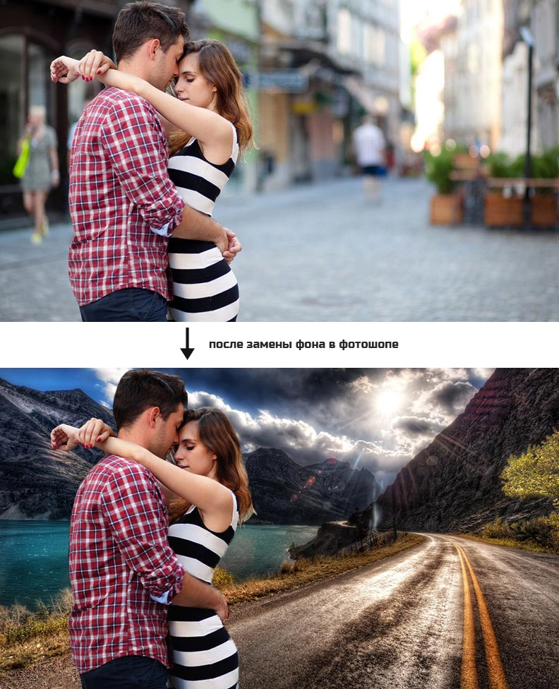 Как в фотошоп вырезать картинку и вставить другую 11