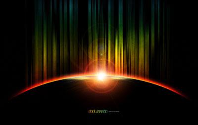 Космическое сияние 1