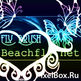 Fly brush кисти