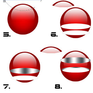 Стеклянные шары 3