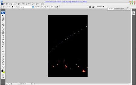 Огни ночного города 5