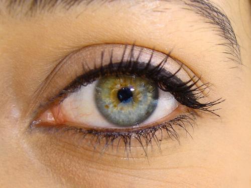 Глаз пришельца :) 2