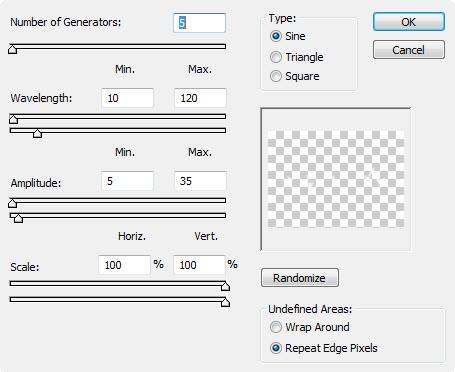 Текстовый эффект с абстрактной цветовой схемой 29