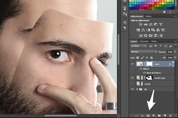 Маска из своего лица на фото 30