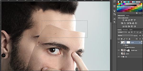 Маска из своего лица на фото 36