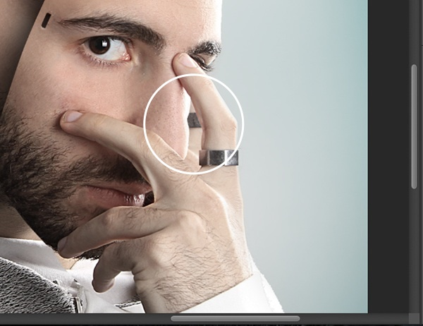 Маска из своего лица на фото