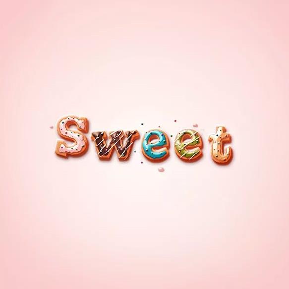 Картинки с надписью сладости, днем рождения