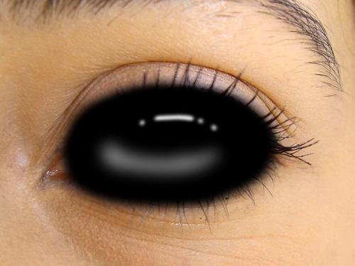 Глаз пришельца :) 8
