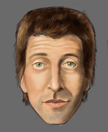 Рисуем лицо в фотошопе 23