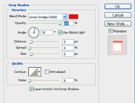 Коллаж со световыми эффектами 18
