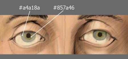 Рисуем лицо в фотошопе 13