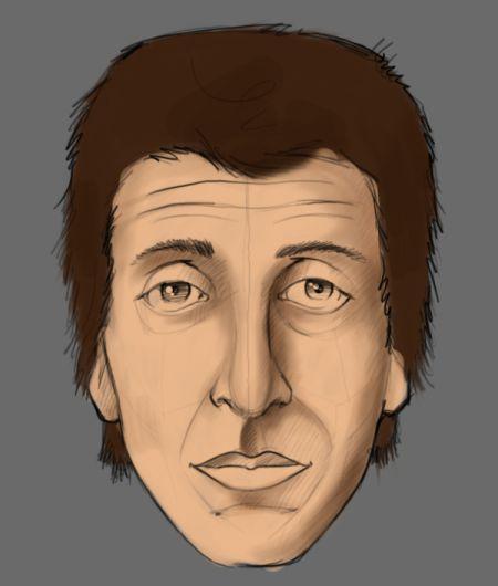 Рисуем лицо в фотошопе 8