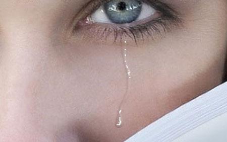 Рисуем слезы 9