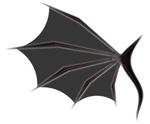 Демонические крылья 12