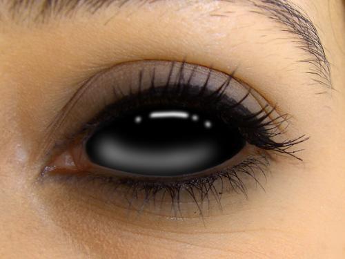 Глаз пришельца :) 1