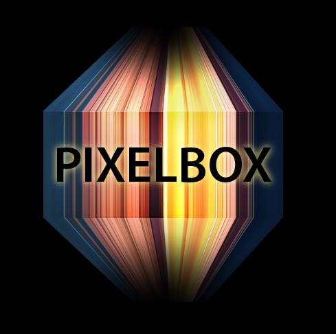 Как растянуть пиксели и получить трехмерные блоки 11
