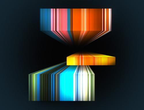 Как растянуть пиксели и получить трехмерные блоки 9