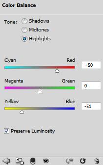 Текстовый эффект с абстрактной цветовой схемой 24