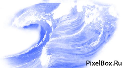 Кисти морские волны 1