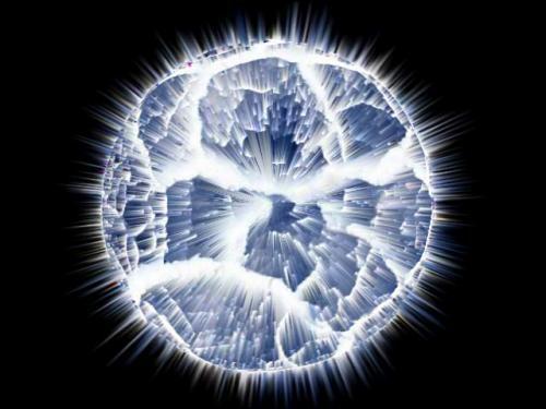Планета как в фильме - Пятый элемент 9
