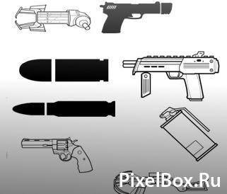 Фигура - Weapons 1