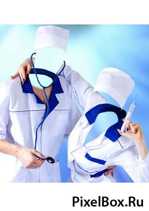 Рамка для фотографии - доктор 1