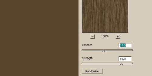 Создаем деревянную текстуру 3