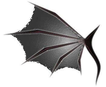 Демонические крылья 14