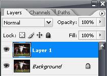 Эффект скорости в фотошопе на фотографии 3