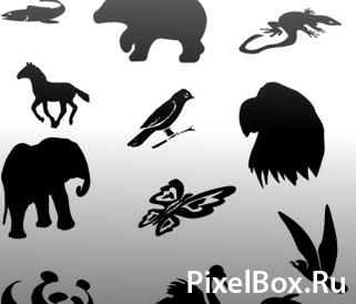 Фигура - Животные 1
