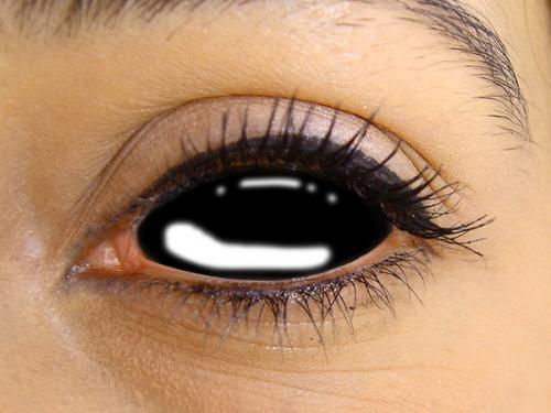 Глаз пришельца :) 5