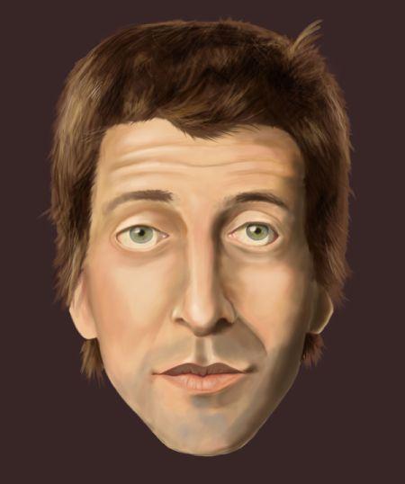 Рисуем лицо в фотошопе 1