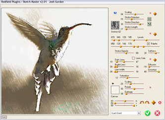 Плагин Redfield Sketch Master 2.01 1