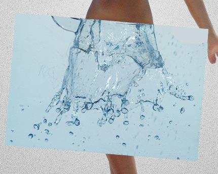 Вода в фотошопе 5
