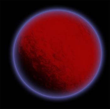 Создание планеты photoshop 11