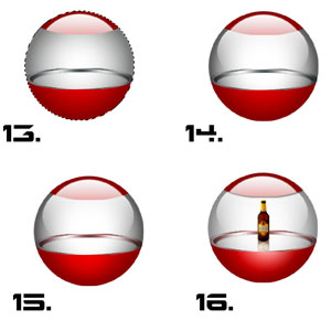 Стеклянные шары 5