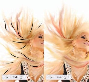 Пылающие волосы 4