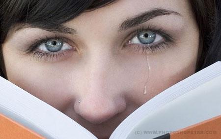 Рисуем слезы 11