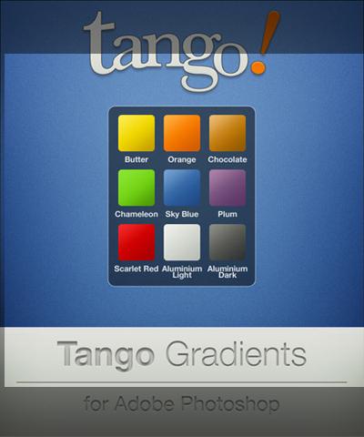 Градиенты tango 1