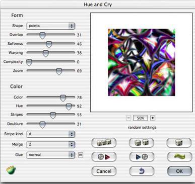 Плагин для создания абстракции 1