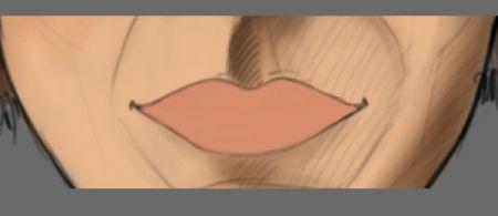 Рисуем лицо в фотошопе 17
