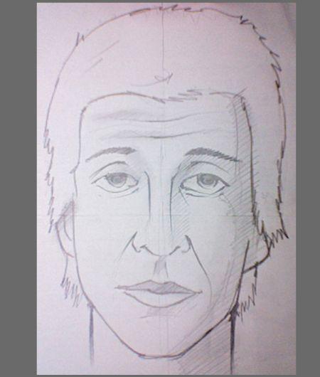 Рисуем лицо в фотошопе 2