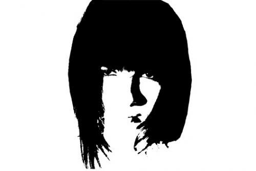 Портрет в стиле grunge (гранж) 7