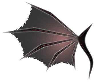 Демонические крылья 15