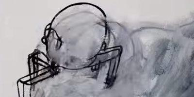 анимированное граффити