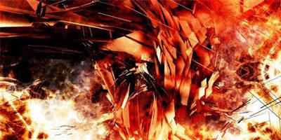 Абстрактные кисти для фотошопа 2