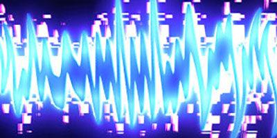 Волновые абстрактные кисти для фотошопа