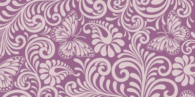 4 пастельных паттерны с цветочными узорами