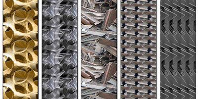 5 металлических текстур для Photoshop